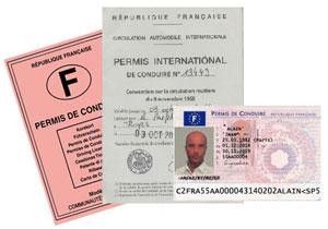 demarche permis